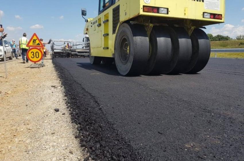 O companie din Turcia, câștigătoarea contractului pentru Lotul 1 din Autostrada de Centură București Nord